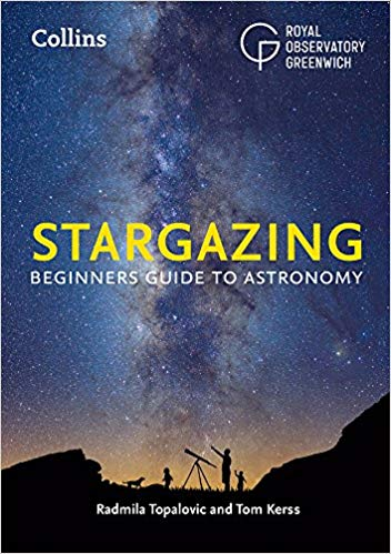 Beginners guide to astronomy book